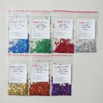 Star glitter powder